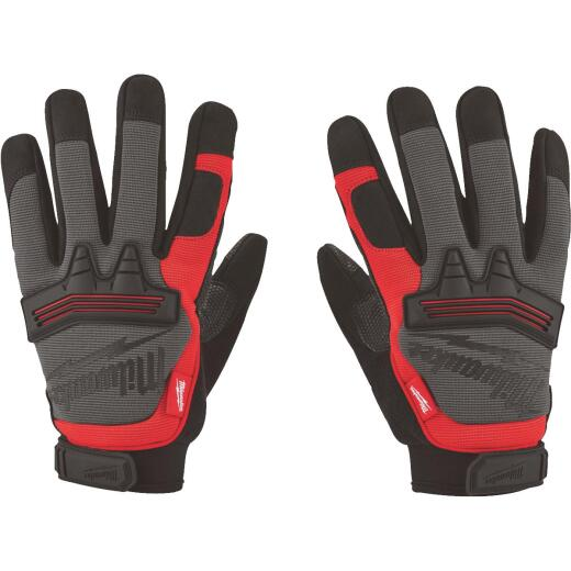 Milwaukee Men's XL Synthetic Demolition Work Glove